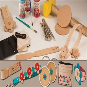 Kit Basic Stamping Leather Set 2 [55426-00]
