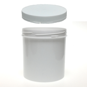 Pot Vissant Blanc 250ml