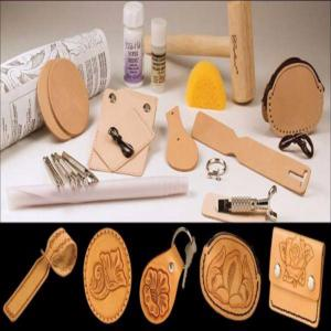Kit Basic Carving Leather Set [55401-00]