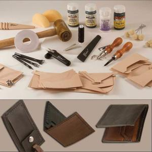 Kit Deluxe Leathercrafting Set [55403-00]