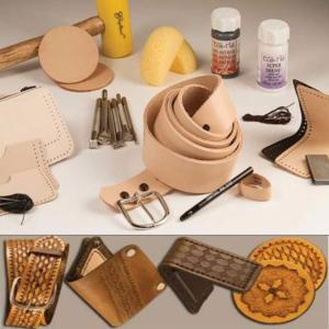 Kit Basic Stamping Leather Set 1 [55425-00]