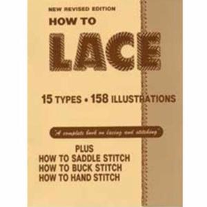 "How To Lace - Livre ""Comment lacer"" [6004-00]"