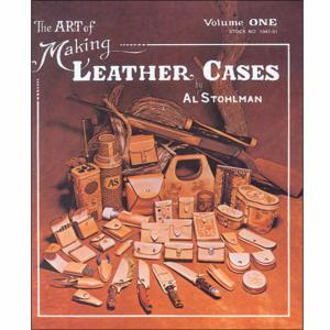 The Art of Making Leather Cases Vol 1 - L'art de créer des étuis de cuir Vol 1 [61941-01]
