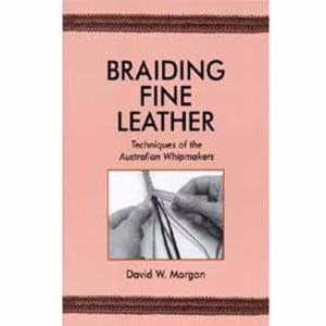 Braiding Fine Leather - Realiser des Tresses / Fouets en cuir [66021-00]