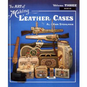 The Art of Making Leather Cases Vol 3 - L'art de créer des étuis de cuir Vol 3 [61941-03]