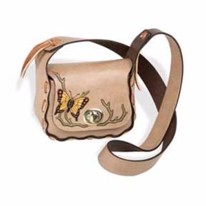 Kit Cuir - Sac Besace - Dasher [44365-00]