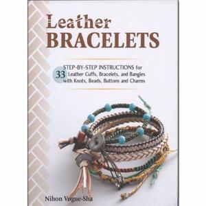 Bracelets en cuir- Leather Bracelets - [61978-00]