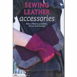 Accessoires de couture cuir- Sewing Leather Accessories - [61955-00]