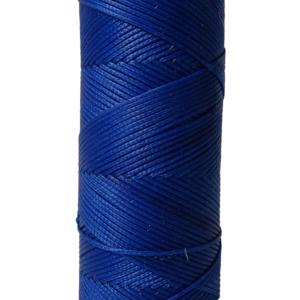 Fil Poissé - Bobine 100 m - Bleu Royal - 1 mm
