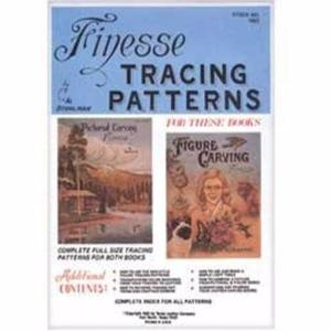 Finesse Tracing Patterns - Ensemble de traçage de motifs Finesse [61952-00]